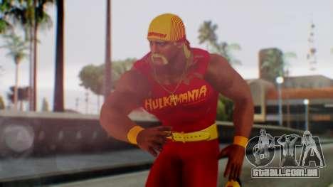 WWE Hulk Hogan para GTA San Andreas