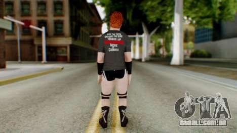 Sheamus 1 para GTA San Andreas terceira tela