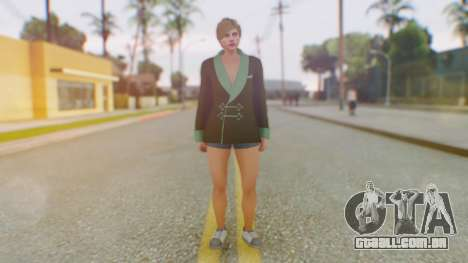 GTA Online Executives and other Criminals Skin 1 para GTA San Andreas segunda tela
