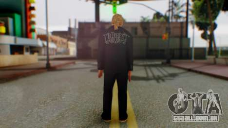 Mr Perfect para GTA San Andreas terceira tela