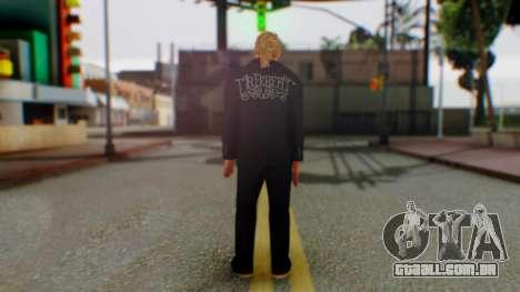 Mr Perfect para GTA San Andreas terceira tela