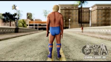 WWE Ric Flair para GTA San Andreas terceira tela