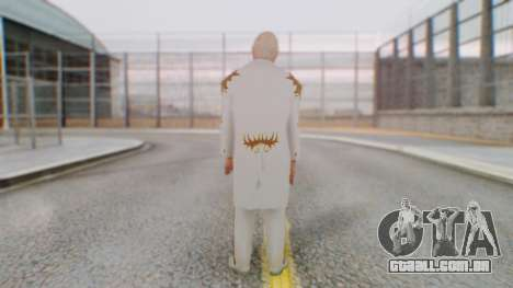 Bobby Heenan para GTA San Andreas terceira tela