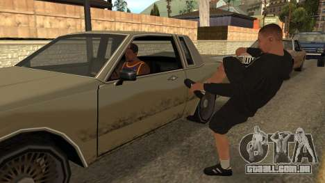 Crush Car para GTA San Andreas