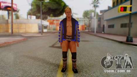 Chris Jericho 1 para GTA San Andreas segunda tela