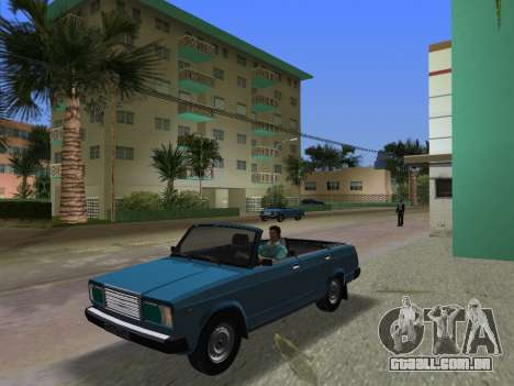 VAZ 21047 Conversível para GTA Vice City