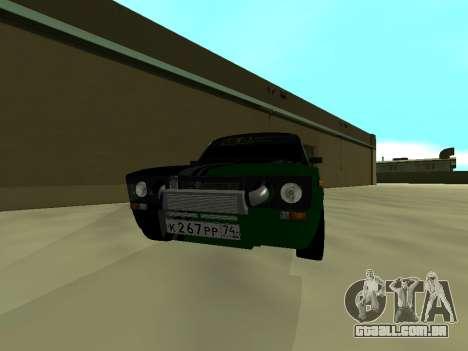 Vaz 2106 Ex animo Esporte para GTA San Andreas