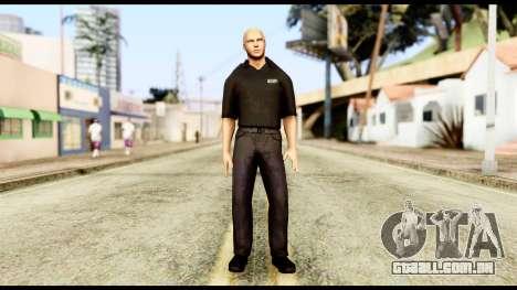 WWE SEC 1 para GTA San Andreas segunda tela