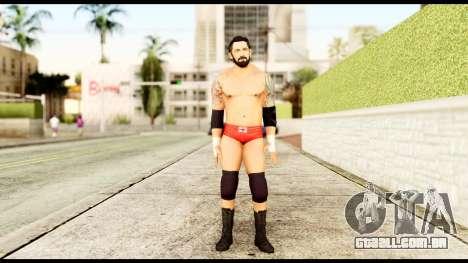 WWE Wade Barret para GTA San Andreas segunda tela
