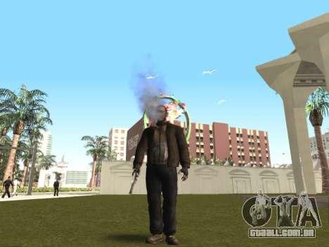 Casais boca CJ ya e transeuntes para GTA San Andreas quinto tela