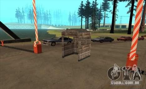 Personalizado para GTA San Andreas