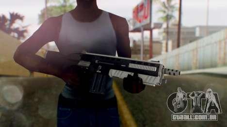 GTA 5 Assault Shotgun - Misterix 4 Weapons para GTA San Andreas terceira tela