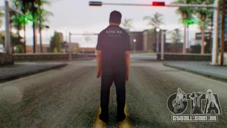 WWE Jerry Lawler para GTA San Andreas terceira tela