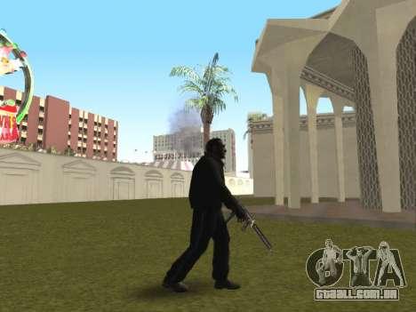 Casais boca CJ ya e transeuntes para GTA San Andreas segunda tela