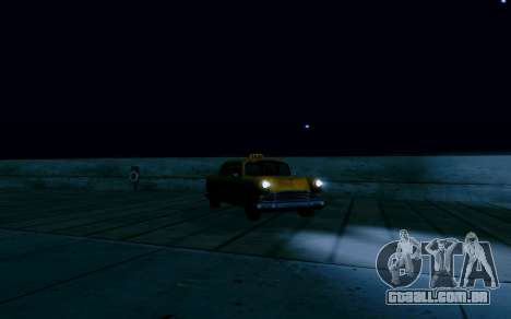 Realistic ENB v1.2.1 para GTA San Andreas terceira tela