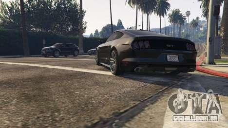Ford Mustang GT 2015 v1.1