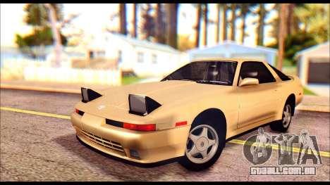 Toyota Supra MK3 Tunable para GTA San Andreas