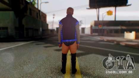 Chris Jericho 1 para GTA San Andreas terceira tela