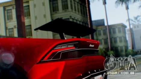 Akatsuki ORB-01 ENBSeries ReShade para GTA San Andreas décimo tela