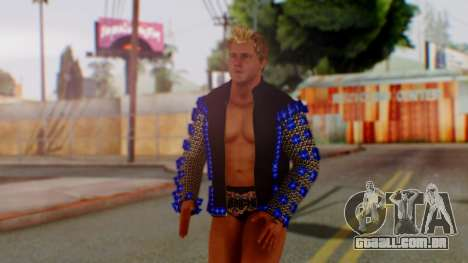 Chris Jericho 1 para GTA San Andreas