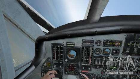 XB-70 Valkyrie para GTA 5