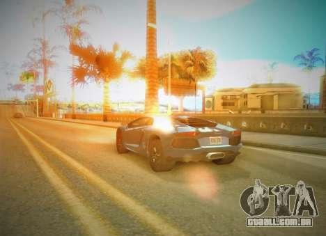 SA SuperPro ENB v1 para GTA San Andreas segunda tela