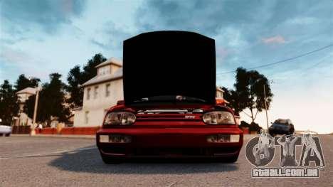 Volkswagen Golf VR6 1998 DTD Tuned para GTA 4 vista direita