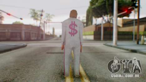 Dollar Man 2 para GTA San Andreas terceira tela