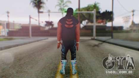 Holy Hulk Hogan para GTA San Andreas terceira tela