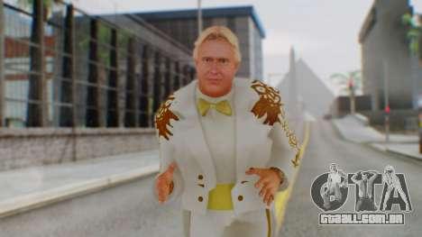 Bobby Heenan para GTA San Andreas