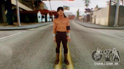 Eddie Guerrero para GTA San Andreas segunda tela