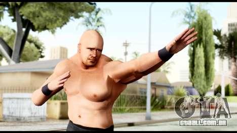 WWE Stone Cold 1 para GTA San Andreas