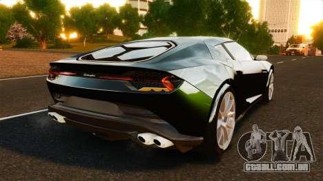 Lamborghini Asterion LP900 para GTA 4 esquerda vista