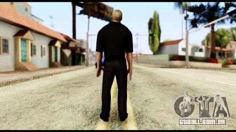 WWE SEC 1 para GTA San Andreas terceira tela