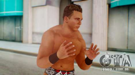 The MIZ 1 para GTA San Andreas