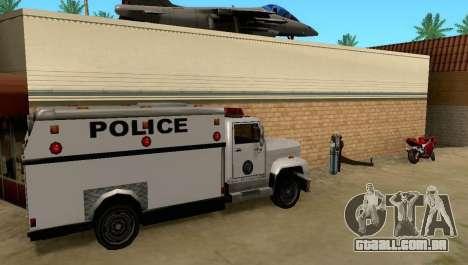 New Grove Street vehicles para GTA San Andreas terceira tela