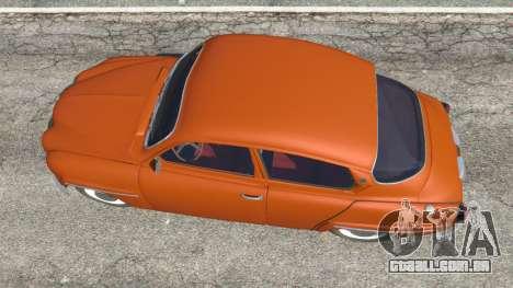 GTA 5 Saab 96 voltar vista