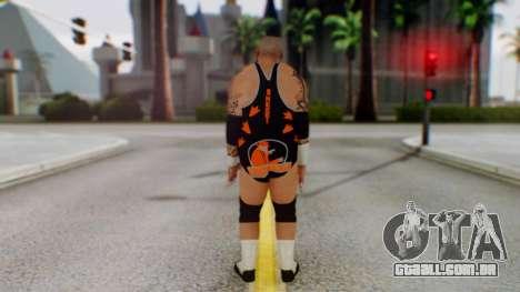 Brodus Clay 1 para GTA San Andreas terceira tela