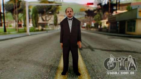 Howard Finkel para GTA San Andreas segunda tela