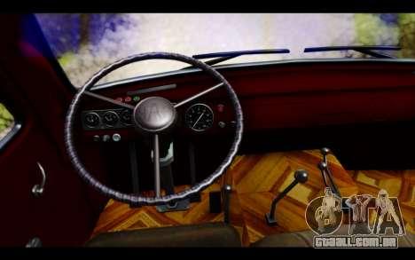 UAZ 3303B para GTA San Andreas traseira esquerda vista