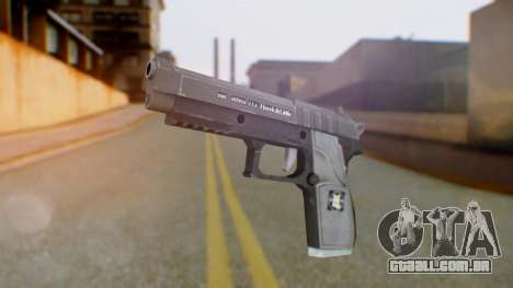 GTA 5 Pistol - Misterix 4 Weapons para GTA San Andreas