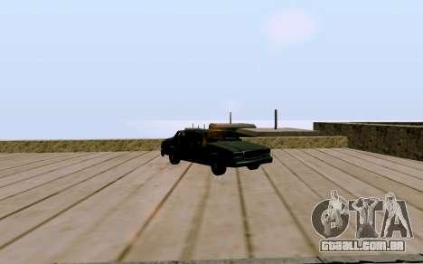 Realistic ENB v1.2.1 para GTA San Andreas segunda tela