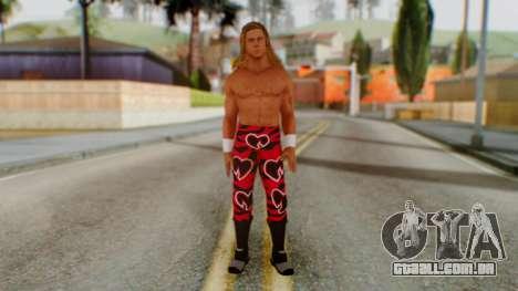 WWE HBK 1 para GTA San Andreas segunda tela