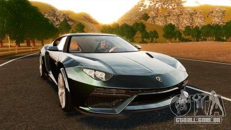Lamborghini Asterion LP900 para GTA 4
