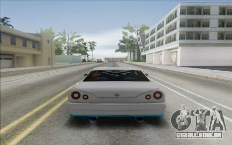 Elegy Drift King GT-1 [2.0] para GTA San Andreas esquerda vista