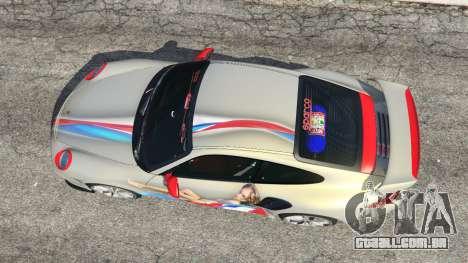 GTA 5 Porsche 997 GT2 RS [race] voltar vista