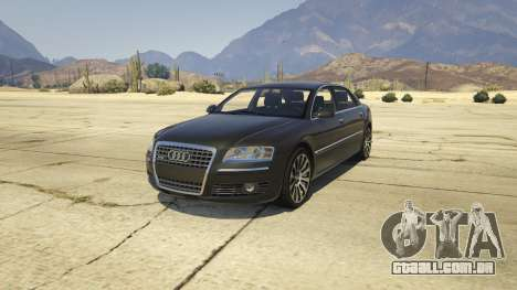 Audi A8 v1.2 para GTA 5