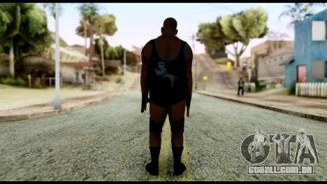 WWE Tensai para GTA San Andreas terceira tela