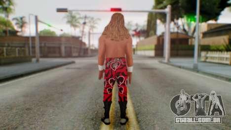 WWE HBK 1 para GTA San Andreas terceira tela