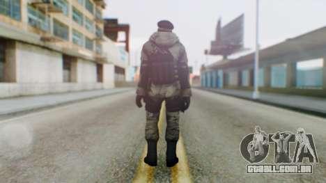 Counter Strike Online 2 Arctic para GTA San Andreas terceira tela